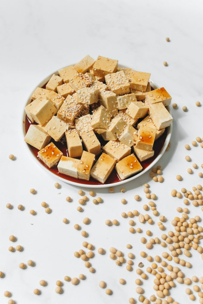 soy (tofu) for cat litter