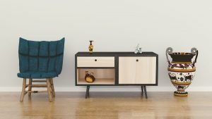 furniture for cat litter boxes