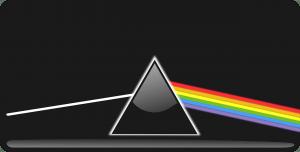refraction-black light-rainbow
